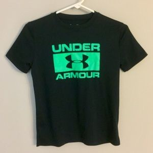 Youth Under Armour Tee